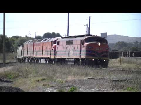 Western Line Compilation #3 - Australian Trains, Victoria