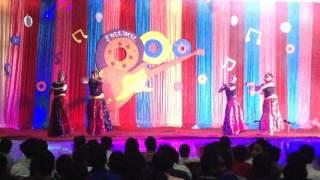 nepali cultural fusion dance