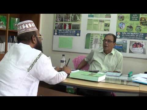 Dr. S. Ghosh in Dhaka Office 08/06/2014
