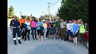 Εθελοντές καθαρίζουν το Λόφο Αγ. Γεωργίου Κιλκίς-Eidisis.gr webTV
