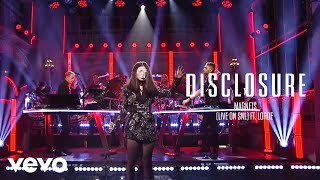 Disclosure - Magnets (Live on SNL) ft. Lorde mp3
