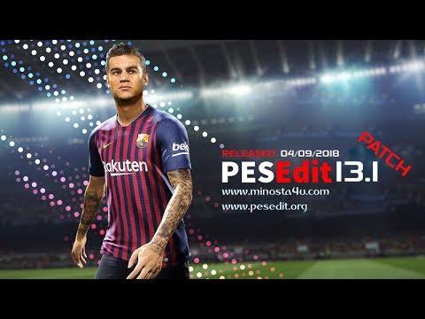 PES 2013 PESEdit 13 0 Patch 2019 Update V1 0 By Minosta4u