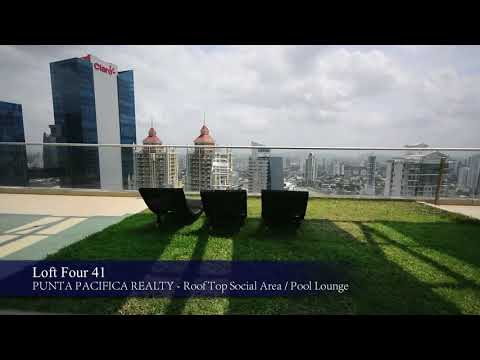 Punta Pacifica's Loft Four 41~ A Unique Building in Panama City, Panama