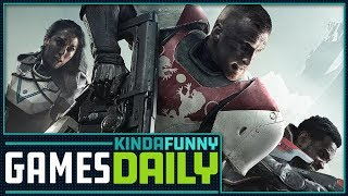 Destiny 2: Forsaken Sales Disappoint Activision - Kinda Funny Games Daily 11.09.18