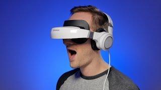 3D Cinema Headset || Royole Moon Review