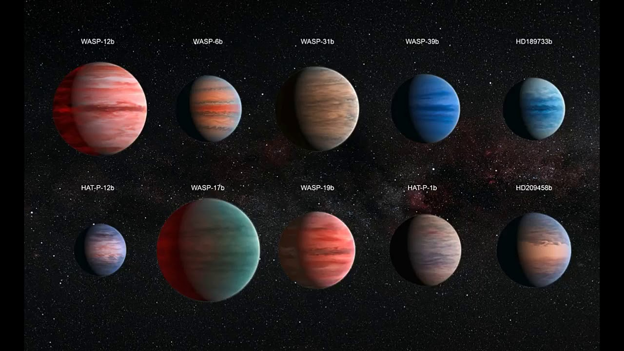 EXO-PLANET WASP 12-B AND PLANET X - HUBBLE SPACE DISCOVERY ...