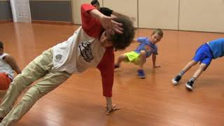 Kids & Youth BREAK DANCE - Demo Video at DF Dance Studio