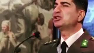 Asalate Bak! Komutan Efsane Şiir Okumuş. #DurYolcu Şiiri
