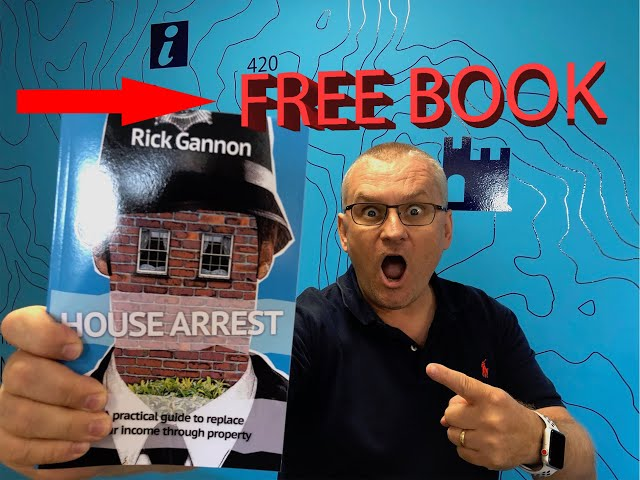 Property Investing with Rick Gannon FREE Property Investing Training Book!