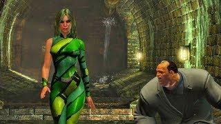 Lamest Superpower: Vertigo Defeats Wade Wilson by Vomit Instigation (Deadpool Game)