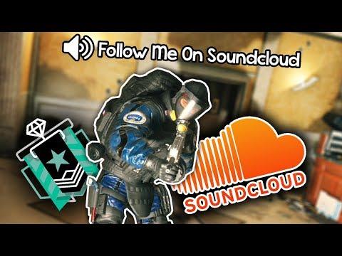 THE MOST TOXIC SOUNDCLOUD RAPPER! - Rainbow Six Siege