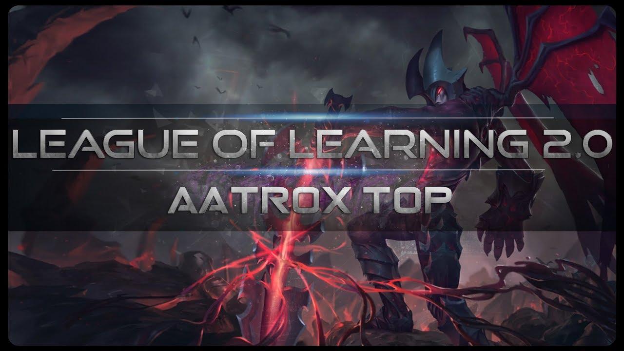 Ita Il Ritorno Aatrox Top League Of Legends Youtube