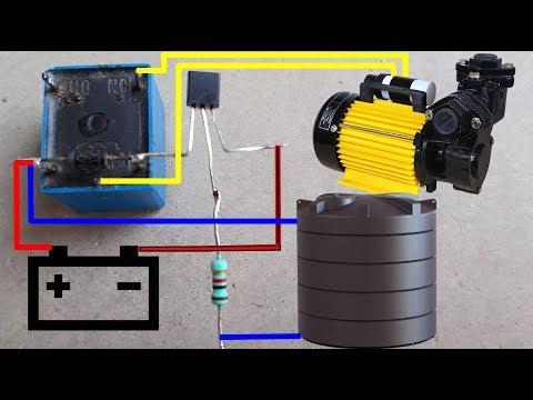 water-pump-auto-cut-switch-circuit-diagram- -water-pump-auto-on-off-switch-circuit-diagram