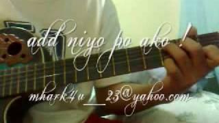 True Love Ko - Guitar Cover -  by mharckpazaway