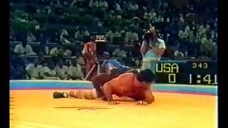 Эльмади Джабраилов vs Кевин Джексон (США)