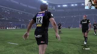 Video Rugby Challenge 3 [MyPlayer][Saison 8]Demi-Finale de la Coupe d'Europe download MP3, 3GP, MP4, WEBM, AVI, FLV November 2018