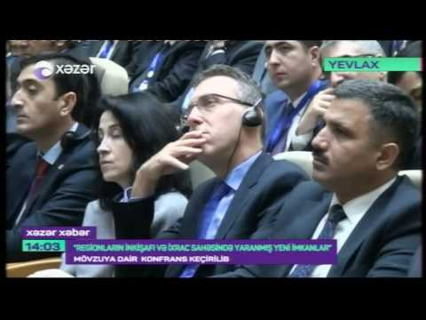 Yevlakh Conference-PRDP  (Khazar TV)