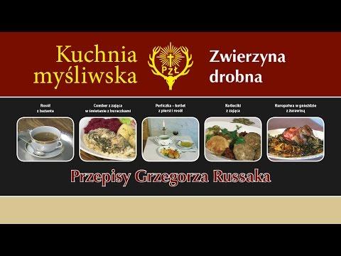 Kuchnia myśliwska PZŁ - zwierzyna drobna