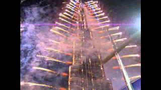 31st Night at Burj Khalifa.wmv