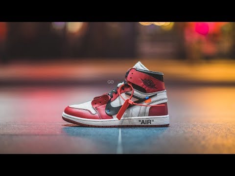 Review On Feet Off White X Nike Air Jordan 1 The 10 Chicago Youtube