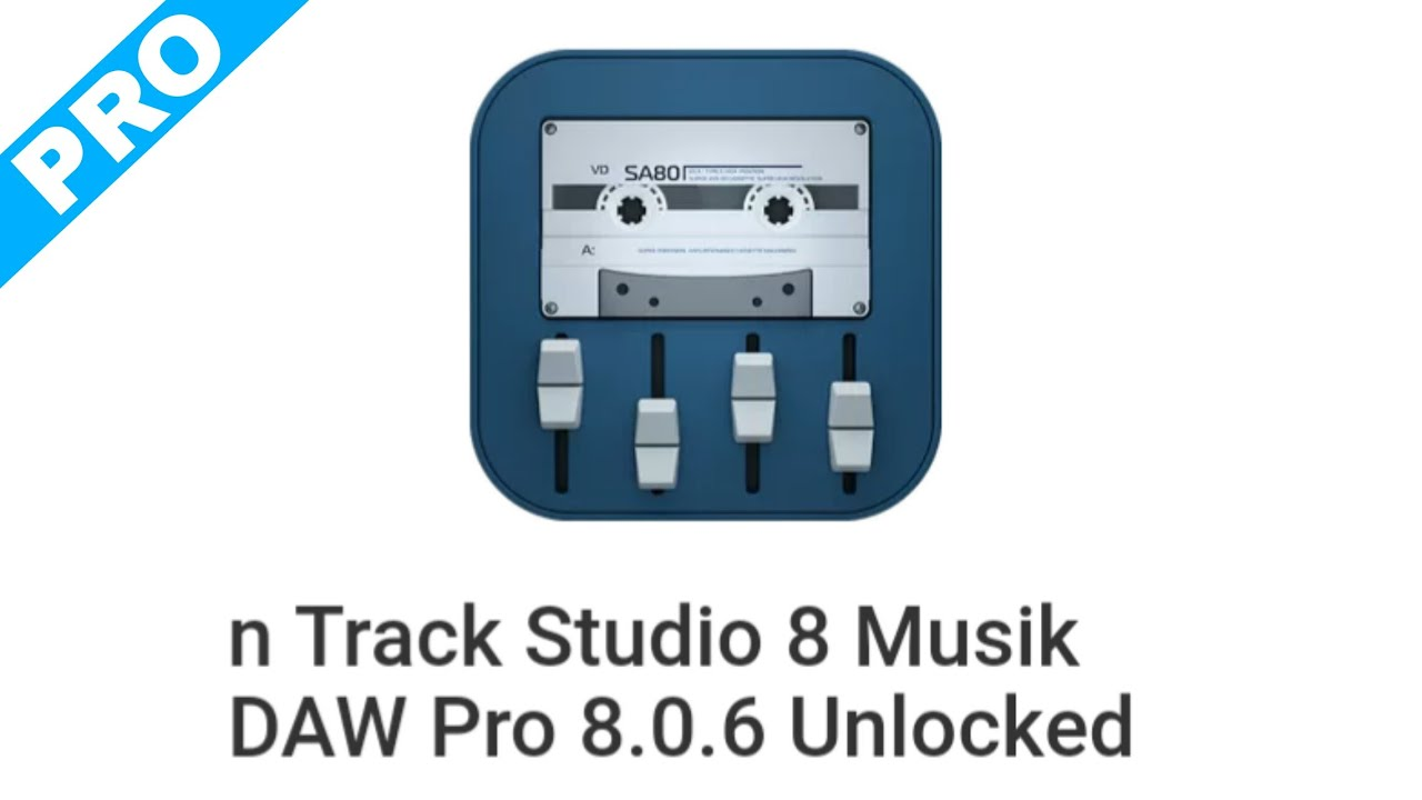 DOWNLOAD N-TRACK STUDIO 8 DAW PRO 8 0 6 UNLOCKED
