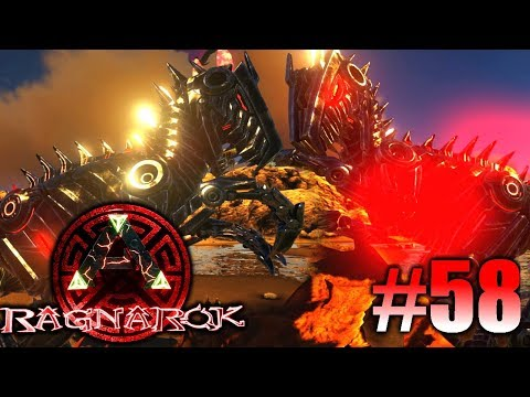 ARK: Ragnarok #58 - Prome Scarlet Raptor & ein Zombie Sabertooth zähmen! | LP Ark Deutsch