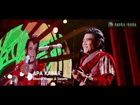 RHOMA IRAMA & SONETA GROUP - APA KABAR (LIVE IN KARAWANG)