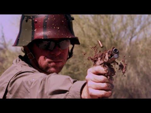 Mud Test: The WW1 & WW2 1912 Steyr-Hahn Pistol