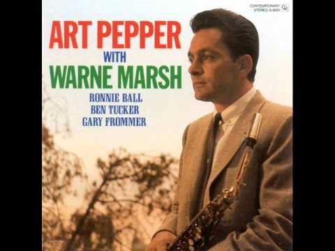 Art Pepper Quintet  All the Things You Are