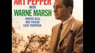 Art Pepper Quintet - All the Things You Are