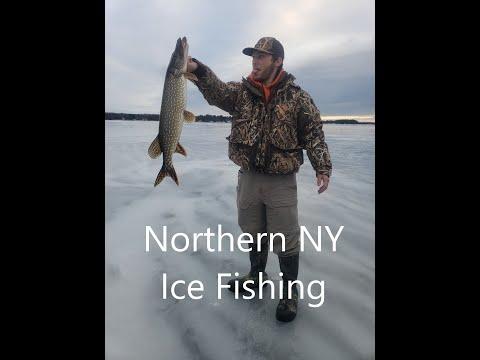 Northern NY Ice Fishing