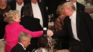 Best moments from 2016 Al Smith dinner in 2 minutes