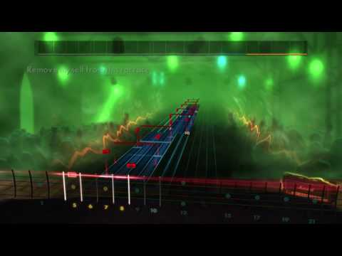 Rocksmith 2014 CDLC - Atreyu - Becoming The Bull 92% Accuracy