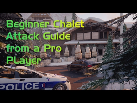 Chalet Attack Guide from a Pro Player! All 4 Sites Covered!