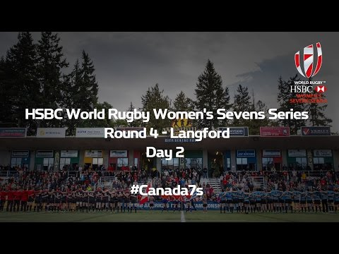 HSBC World Rugby Women's Sevens Series – Langford DAY 2 START