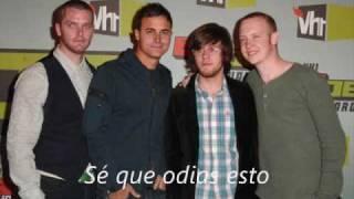 The Fray-Where The Story Ends (subtitulos en español)
