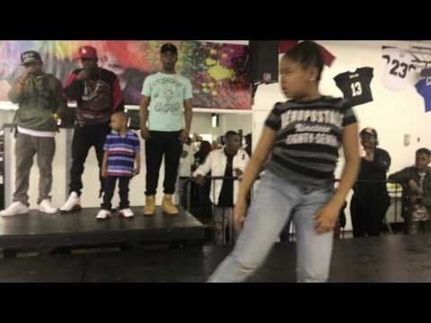 Lil Girls Going Hard | OfficialTSquadTV | Tommy The Clown
