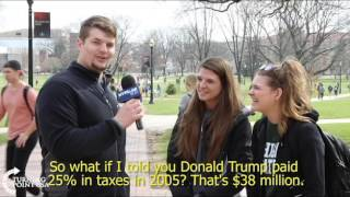 College Students: How much tax is fair?