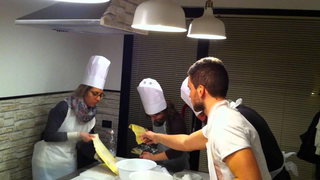 Corso di cucina creativa - YouTube