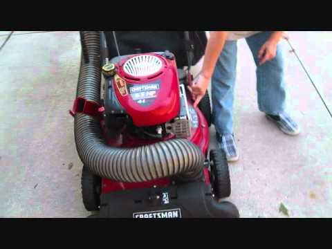 2005 Craftsman Yard Vacuum