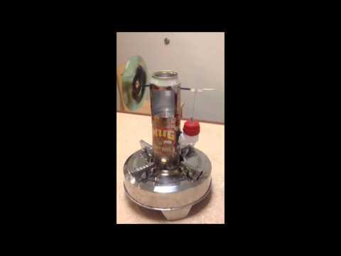 East Los Angeles College Stirling Engine Team JJAS