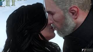 The Witcher 3: Wild Hunt - Признаюсь в любви Йеннифэр