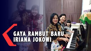 Gambar cover Ganti Gaya Rambut Bob, Iriana Jokowi Banjir Pujian