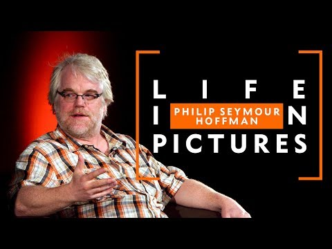 Philip Seymour Hoffman : A Life In Pictures  From The BAFTA Archives