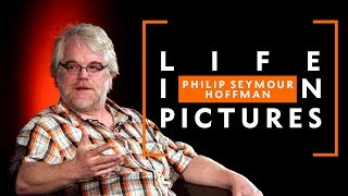 Philip Seymour Hoffman : A Life In Pictures | From The BAFTA Archives