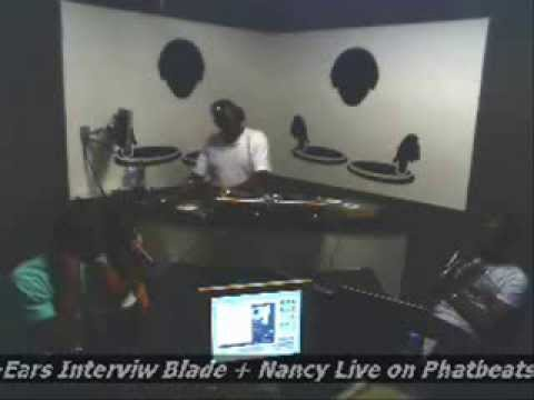 (www.phatbeats.co.uk) Engin-Ears Interview Blade and Nancy 2009