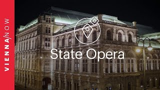 Vienna State Opera - VIENNA/NOW Sights