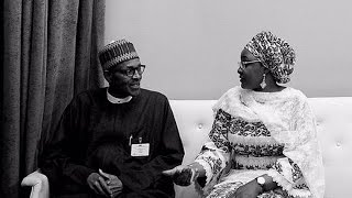 I will not campaign for you if  - Mrs Buhari warns Buhari Nigerians react