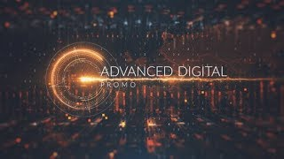 Advanced Digital Promo After Effects Template