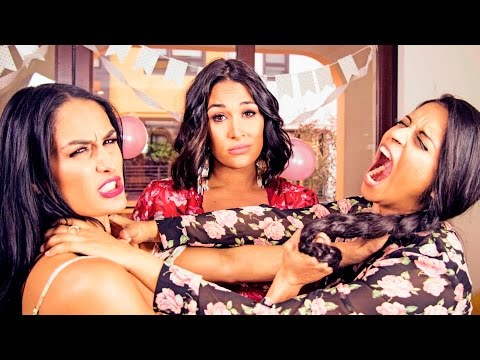 Thumbnail: When Someone Tries to Steal Your BFF (ft. The Bella Twins)